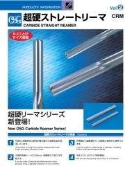 Carbide Straight Reamers Vol.2 (CRM)