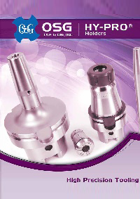 HY-PRO Holders - High Precision Tooling