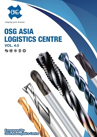 OSG Asia Logistic Catalogue Vol. 4 is Here!